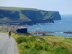 Cycling the Loop Head Cycleway